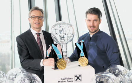 Marcel Hirscher, Super(werbe)star