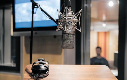 Vielfältige Audio-Projekte