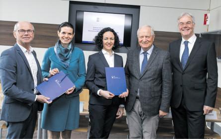 Neue Forschung in Salzburg