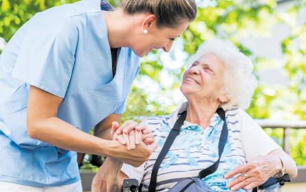 Konzepte für Pflege