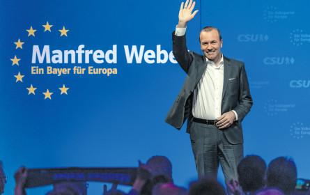 """Mit """"12 Zusagen"""" in die Europawahl"""