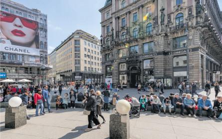 Teure Toplage Wiener City