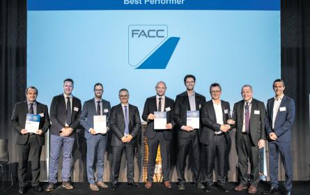 Airbus zeichnet FACC aus