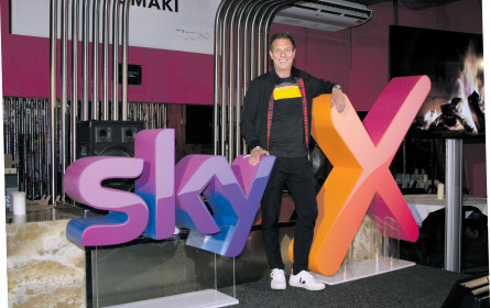 """""""Mit Sky X läuten wir die TV-Zukunft ein"""""""
