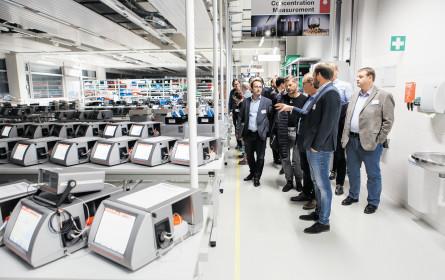 Business Safari durch Wiener Industriebetriebe