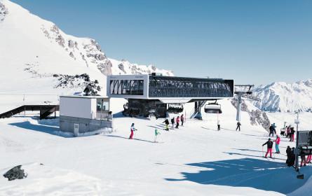 Ski fürs Reich der Mitte