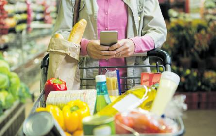 Mit dem Smartphone offline shoppen
