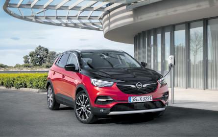 Opel-Neuheiten