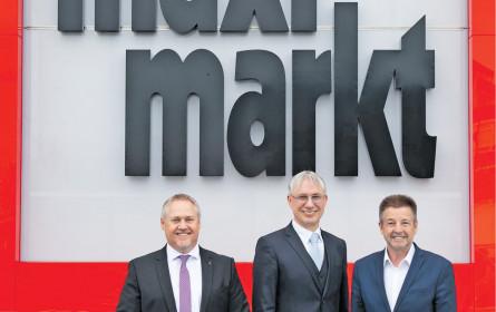 Maximarkt eröffnet den maximalen Familienmarkt