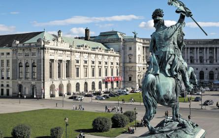Die grüne Hofburg