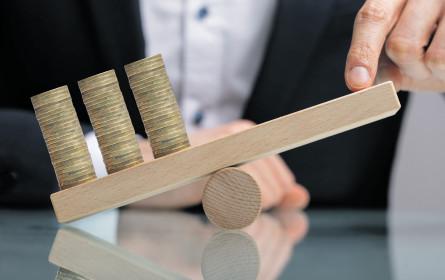 Die Invest-Bedingungen hängen bei uns schief