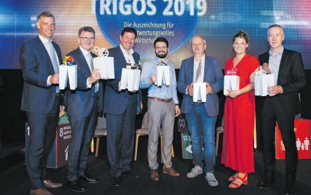 Nachhaltige Freude: Trigos-Award 2019
