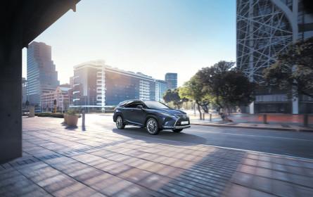 30 Jahre Lexus
