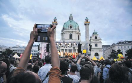 """In Wien heißt es im Juli """"Let's pop"""""""