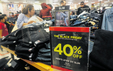 """Der """"Black Friday"""" ist für alle da"""