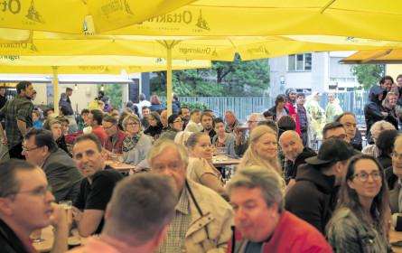 Bierfestwochen in Ottakring