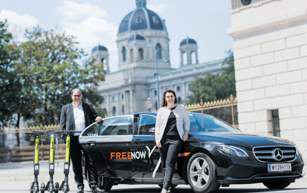 Rebranding: mytaxi ist Free Now