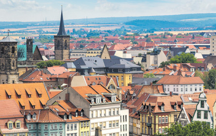 S Immo hat Erfurt entdeckt