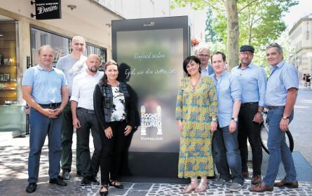 Citylights: Kärnten erstrahlt digital