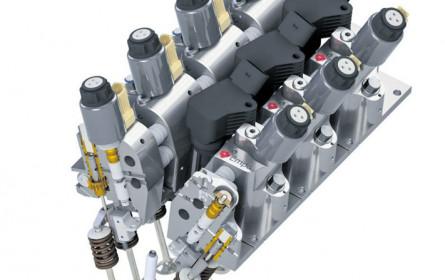 Neue Ventilsteuerung hilft Treibstoff sparen