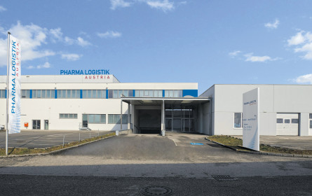 Innovatives Logistikzentrum