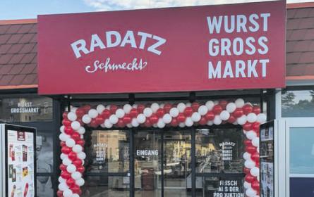 Radatz expandiert