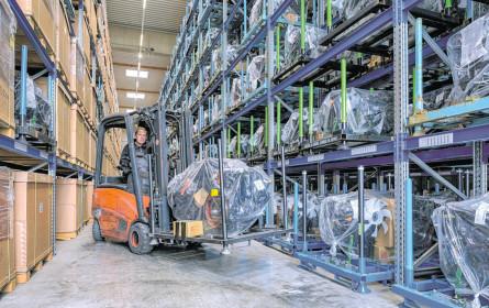 Blockchain hält Einzug in Logistik