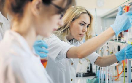 Pharmaindustrie setzt auf Gentechnik