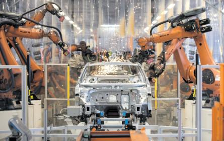 Industriekonjunktur wackelt