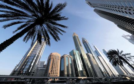 Nicht nur der Preis ist heiß in Dubai