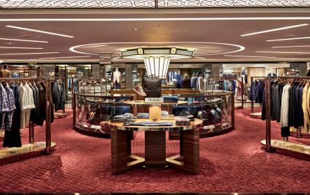 Konsum-Tempel de luxe