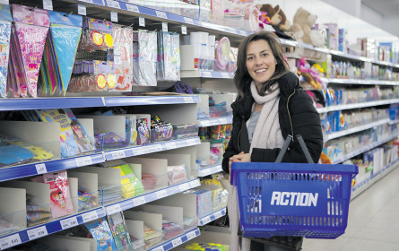 Discounter Action auf Expansionskurs