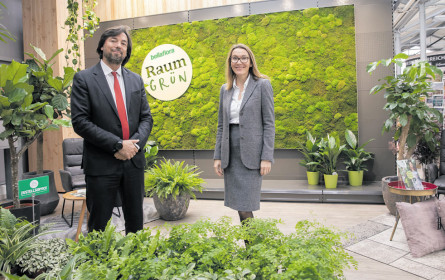 Grüne Oase in Leonding eröffnet
