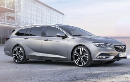 Bestnoten für Opel