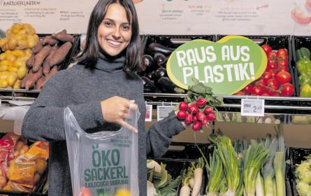 Rewe ist jetzt raus aus Plastik
