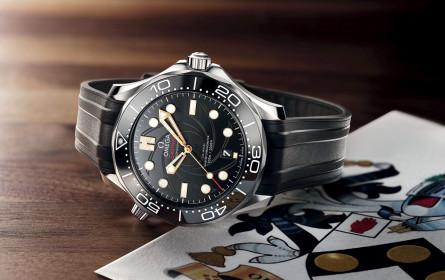 Uhr für 007-Fans