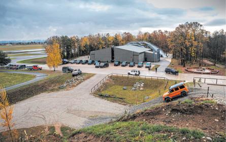 Neues G-Class Experience Center eröffnet