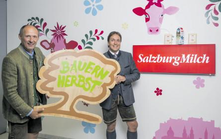 Bauernherbst-Genuss mit SalzburgMilch