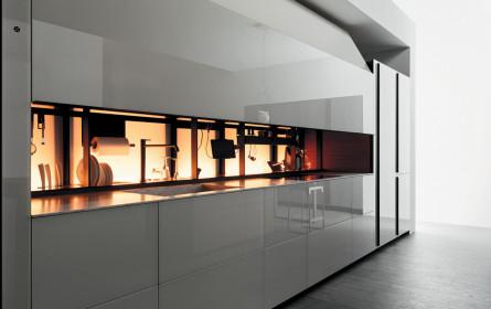 Die Küche als innovatives Statement