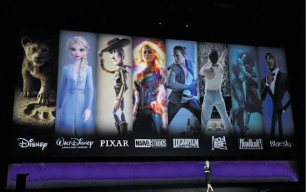 Disney+ ist in drei Ländern gestartet