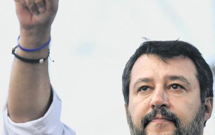 Salvini: Ciao zu Nutella