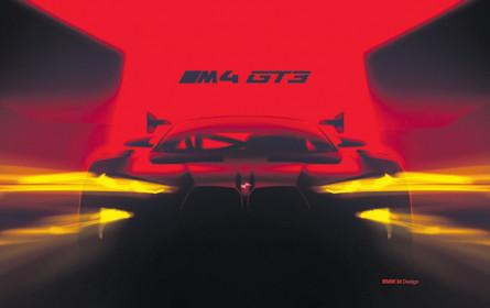 BMW stellt neues GT3-Modell vor