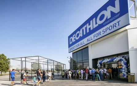 Gewerbepark Stadlau erhält sportlichen Zuwachs