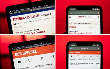 """""""Spiegel Online"""" heißt künftig """"Der Spiegel"""""""
