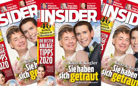 """Mediengruppe Österreich startet sein neues News-Magazin """"Insider"""""""