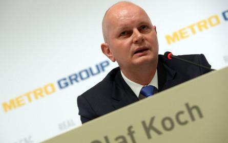 Metro steigert Umsatz über Weihnachten leicht - Russland bremst