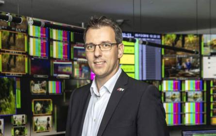 ATV-Geschäftsführer Thomas Gruber ist neuer Obmann von Teletest
