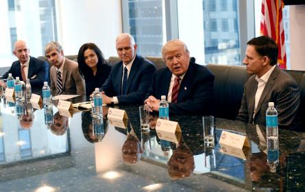 Trump erlässt wegweisende Vorschriften für Amazon & Co.