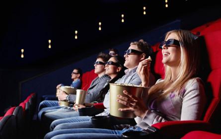 Werbung – Kino & OOH mit Zuwächsen