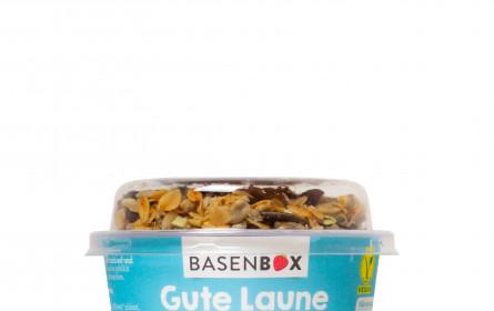 Basenbox Suppen und Basenfrühstück im neuen Kleid